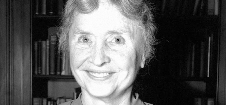 À propos de Helen Keller…